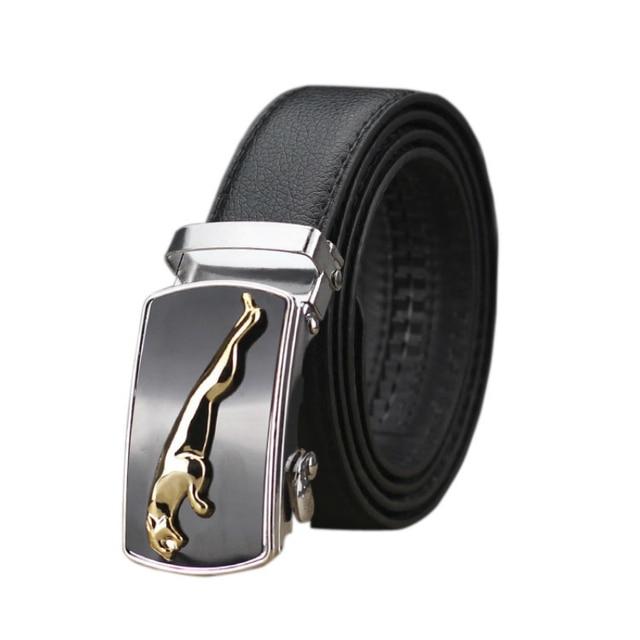 Automatic Buckle Jaguar Belt 4