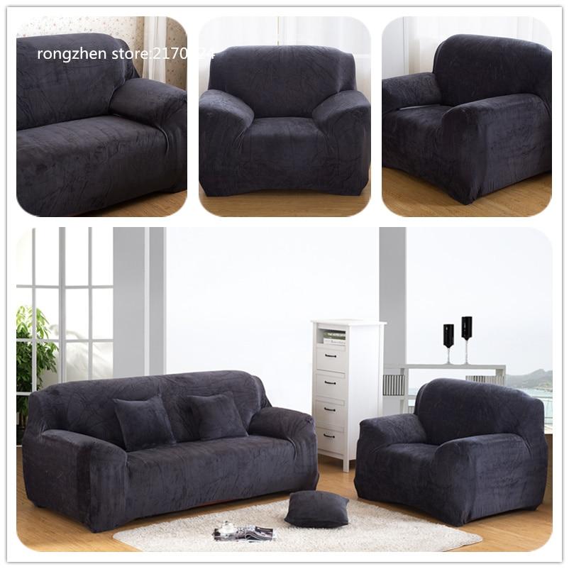Popular Black Sofa Cover Buy Cheap Black Sofa Cover Lots