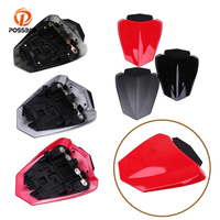 POSSBAY Motorcycle Rear Seat Cowl Pillion Fairing Cover for Yamaha YZF R1 2009 2010 2011 2012 2013 2014 Motociclista Accessories