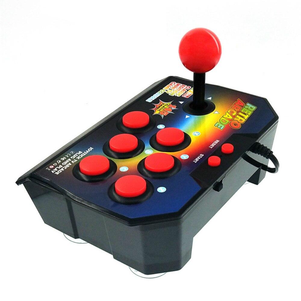 Image 3 - Arcade video game console classic retro game machine built in 16 bit 145 models of the joystick arcade-in Video Game Consoles from Consumer Electronics