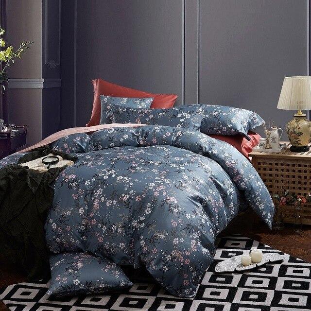 bed cover lenzuola cotton sheets dekbedovertrek roupa de cama panter ...