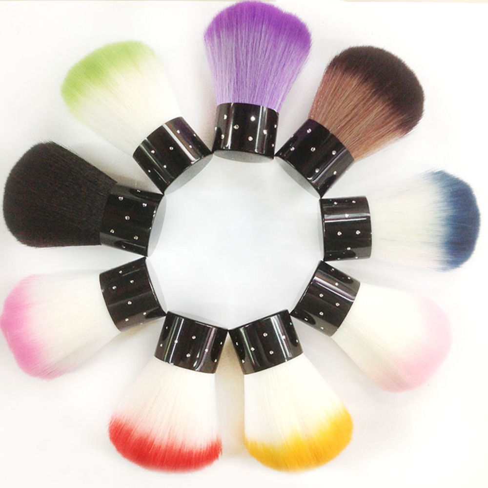 1 pc Color Random Soft Cleaning Dust Brush Professional ...