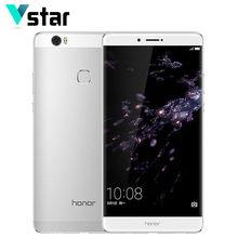 Huawei Honor Note 8 Split Screen Android 4G RAM 128G/64G/32G ROM 6.6 inch 2560*1440 Mobile Phone Kirin 955 Octa Core