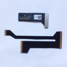 Genuíno dji fantasma 4 pro v2.0 parte cabo de controle remoto cabo liso cabo de substituição macio para p4p v2.0 zangão