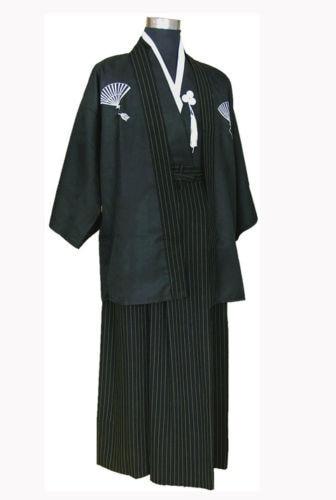 64885639e Hot Sale Japanese Men's Warrior Kimono Yukata Haori Robe One Size-in Chinese  Folk Dance from Novelty & Special Use on Aliexpress.com | Alibaba Group