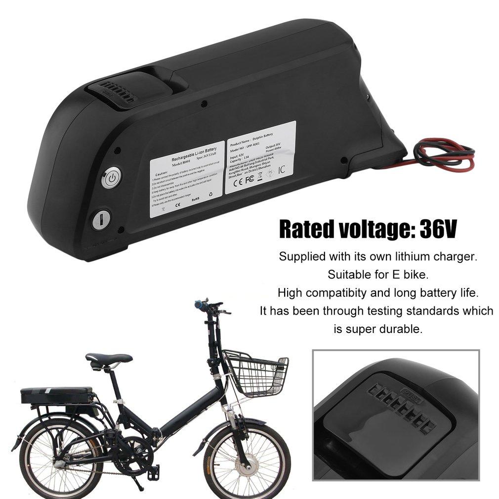 48V 13Ah silver fish ebike battery Envío libre de impuestos de la UE 36V13AH
