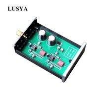 Lusya NE5532 Hifi Audio Class A phono stage MM phono amplifier for Vinyl record player T0084