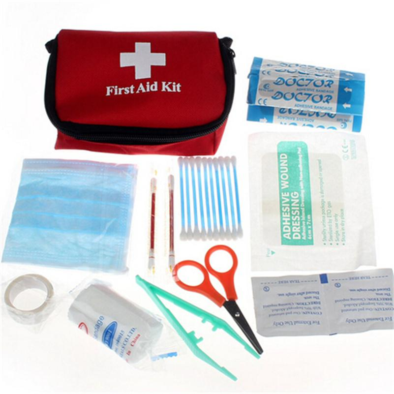 Home Medical Bag Outdoor Car First Aid Family First Aid Kit Set Emergency Bag Case Travel Camping Medical Survival Kit