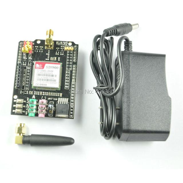 GPRS/GSM Escudo-EFCom para Dropshipping Arduino Frete Grátis