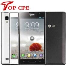 P760 оригинальный разблокирована LG Optimus L9 P760 мобильный телефон Dual core Android 1 ГГц ПРОЦЕССОР 5MP один год гарантии Восстановленное смартфон