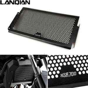 CNC For Yamaha XSR700 2015 2016 Stainless Steel Protector Motorcycle radiator grille