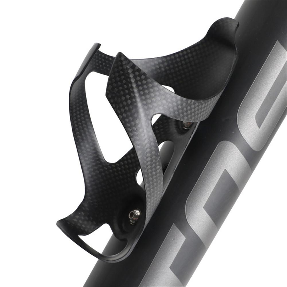 2018 TOSEEK Full Carbon Fiber Bicycle Water Bottle Cage MTB Road Bike Bottle Holder Ultra Light Cycli