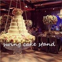 cake chandelier