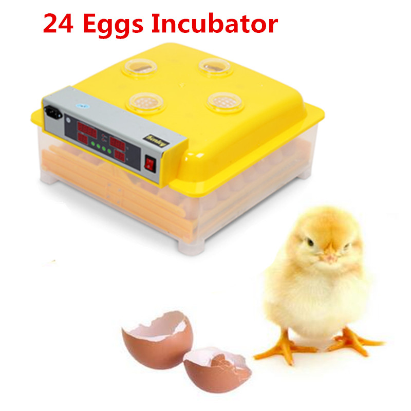 Best Price Household commercial cheap egg incubator chicken brooder for sale chicken  incubator machine top sale household farm egg incubators 24 egg incubators for led display turner for sale