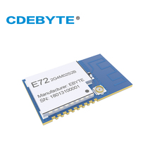 CC2640 2.4 ghz E72-2G4M02S2B Bluetooth Module Wireless rf Module  IO Port Low Power 2dBm Bluetooth 4.2 2.4GHz Receiver цены