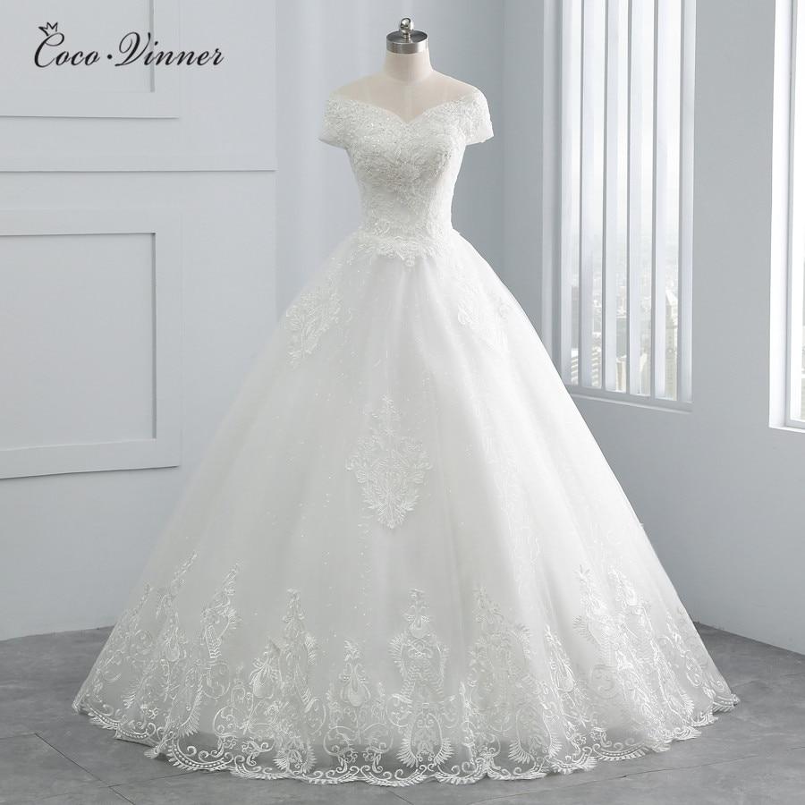 Cap Sleeve Lace Wedding Gown: Beatiful Pearls Beading Cap Sleeve Dubai Wedding Dress