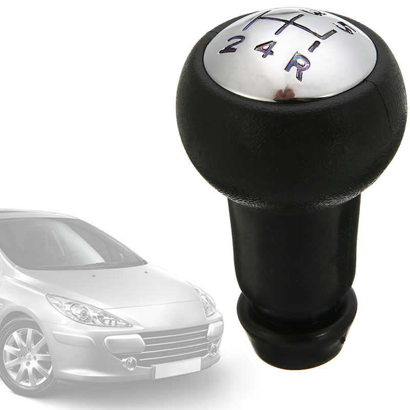 MAYITR Car Auto 5 Speed Manual Shift Knob Gear Stick for Peugeot 106 107 206 207 306 307 308 406 407 peugeot 107 3d 2005 page 5
