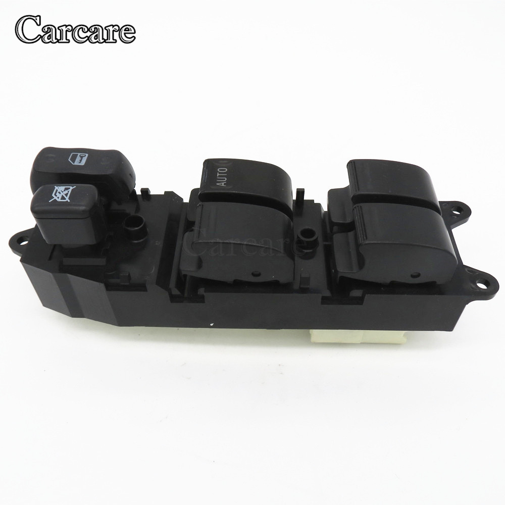 84820 60120 Power Window Master Control Switch For Toyota