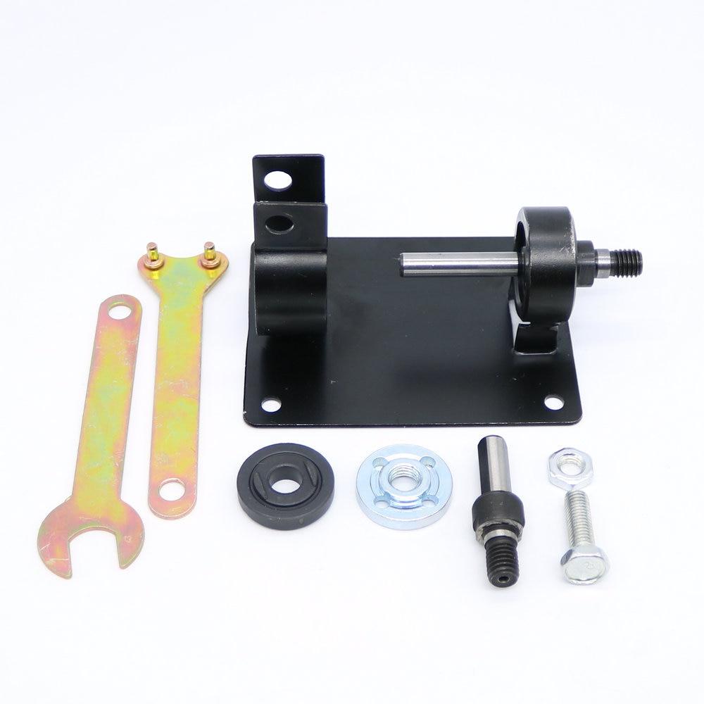 1PC Electric Drill Cutting Seat Stand Machine Bracket Spanners 23mm Drill Bit 6mm drill bit 145mm cutting diameter