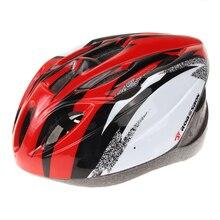 Ultraligh Bicycle Helmet Integrally-molded Adult Cycling Helmet Outdoor Sports Road Mountain MTB Bike Helmet Snap-on Visor H1E1