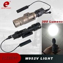 Element  SF M952V LED Flashlight Weapon Light Mount  Rifle Lights For Tactical EK 192 element sf m952v led flashlight weapon light mount rifle lights for tactical ek 192
