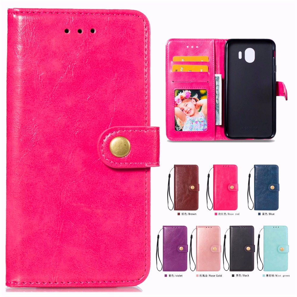 P9 Lite P8 Lite 2017 P20 Lite Pro Leather Phone Case For Huawei Y6 Prime 2018 Honor 7A Mate 10 Lite Flip Wallet Cover Phone Bag