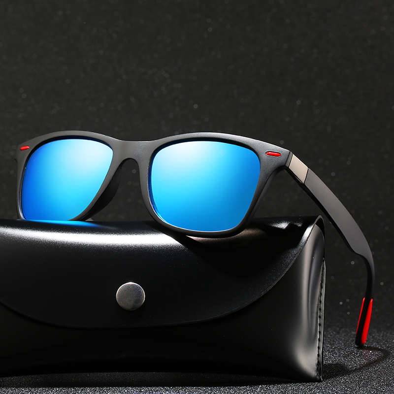 Men's polarized sunglasses outdoor driving sports sunglasses fishing beach sunshade sunglasses men's fashion men luxury glasses