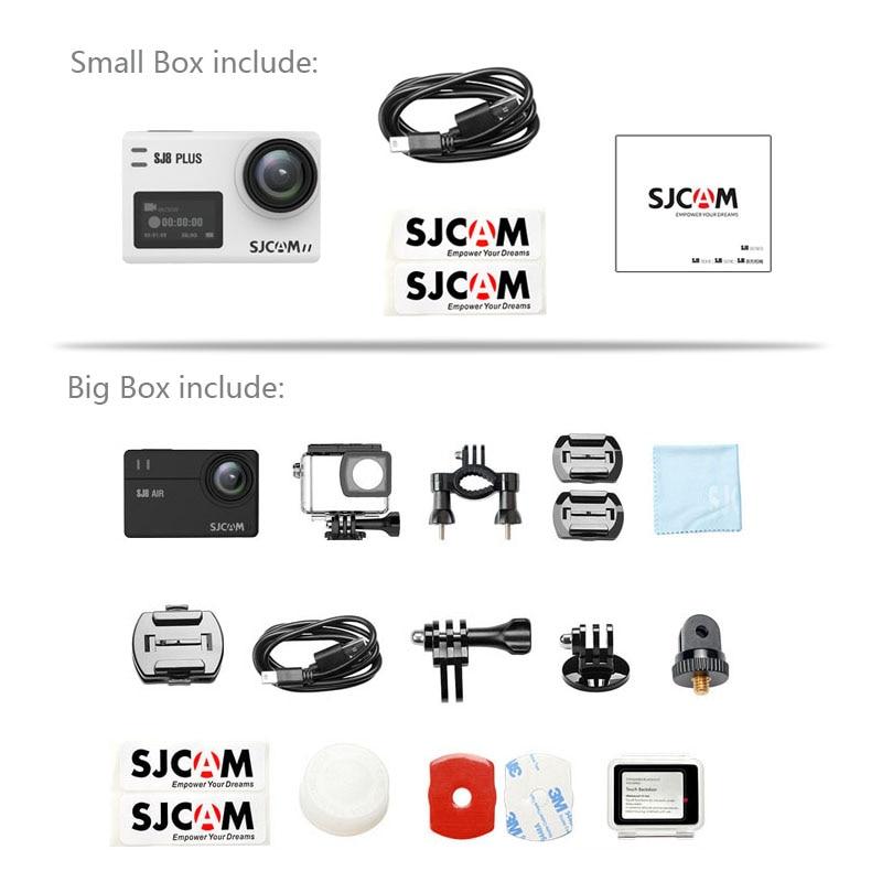 SJCAM SJ8 Pro Action Camera SJ8 Plus Sport DV 1290 P 4 K WiFi Remote 30 m Onderwater Waterdichte SJ outdoor Sport Cam SJ8 Air - 6