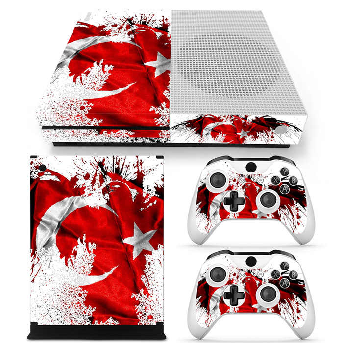 Высокое качество для Xbox One S кожи Стикеры консоли