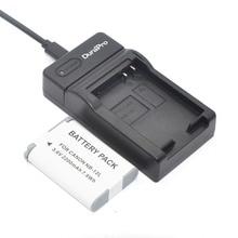 DuraPro 2Pcs NB-12L Battery +Extremely Slim USB Digital Charger for Canon PowerShot G1 X Mark II G1X Mark 2  N100 and VIXIA Mini X