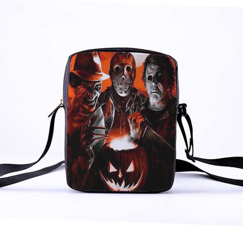 ... 2019 Customize Crossbody Bag for women Punk style pattern Girls Shoulder  bag Children Messenger Bag Children's ...