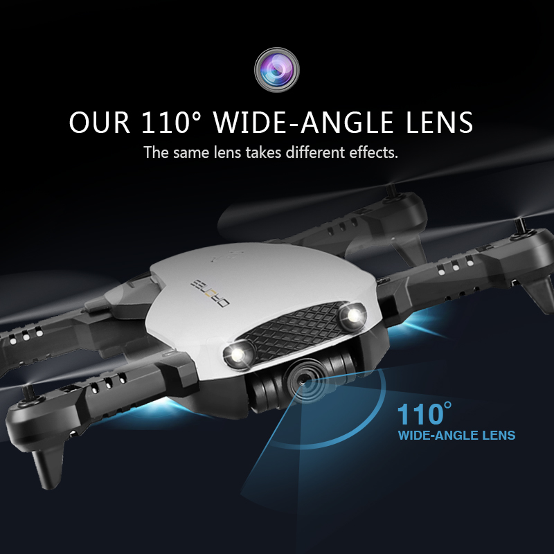 H2 WIFI FPV With 1080P HD Camera Optical Flow Foldable Arm RC Quadcopter Drone RTF VS XS809HW H37 E511-in RC Helicopters from Toys & Hobbies    2