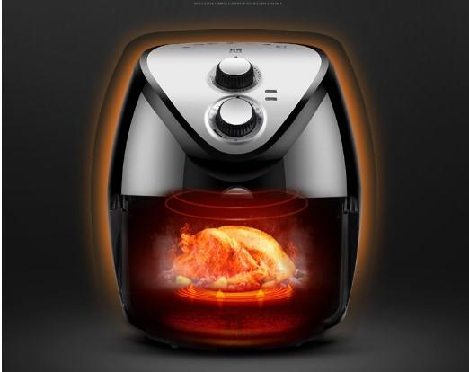 Intelligent Oil-less 3.8L Automatic Chip Fryer 4