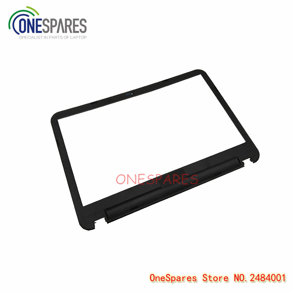 Original Laprop New For Dell For Inspiron 15R 3521 3537 5521 5537 LCD Front Bezel Cover 024K3D 24K3D B Shell