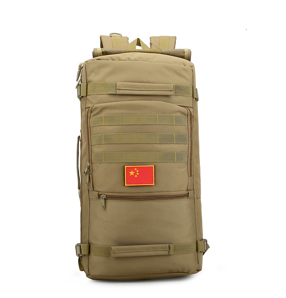 Hot Sale 17 Laptop Bag 50l Military Army Backpack Camouflage Pack Men High Quality Schoolbag 2016 Free Shipping 2017 hot sale men 50l military army bag men backpack high quality waterproof nylon laptop backpacks camouflage bags freeshipping