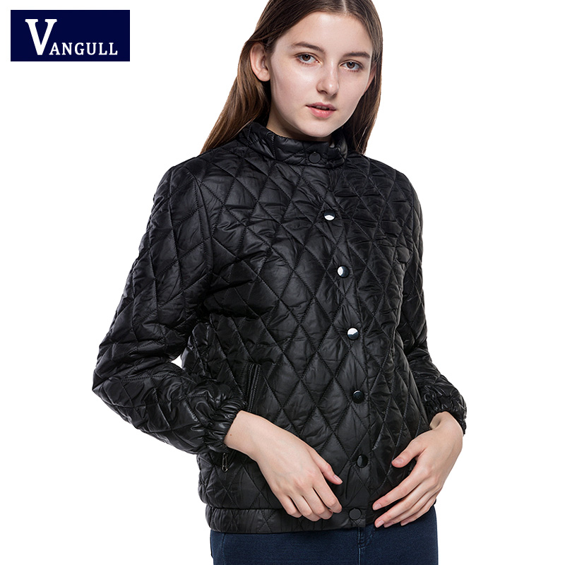 Winter Parkas 2018 New Women Slim Female winter jacket Women Fashion Short Design Cotton Coat Womens Jacket Winter Padded
