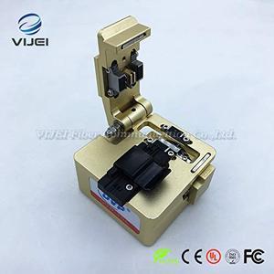Image 4 - Alta precisão DVP 106 fibra óptica cleaver dvp106 fibra óptica cleaver para soldagem máquina splicer fusão