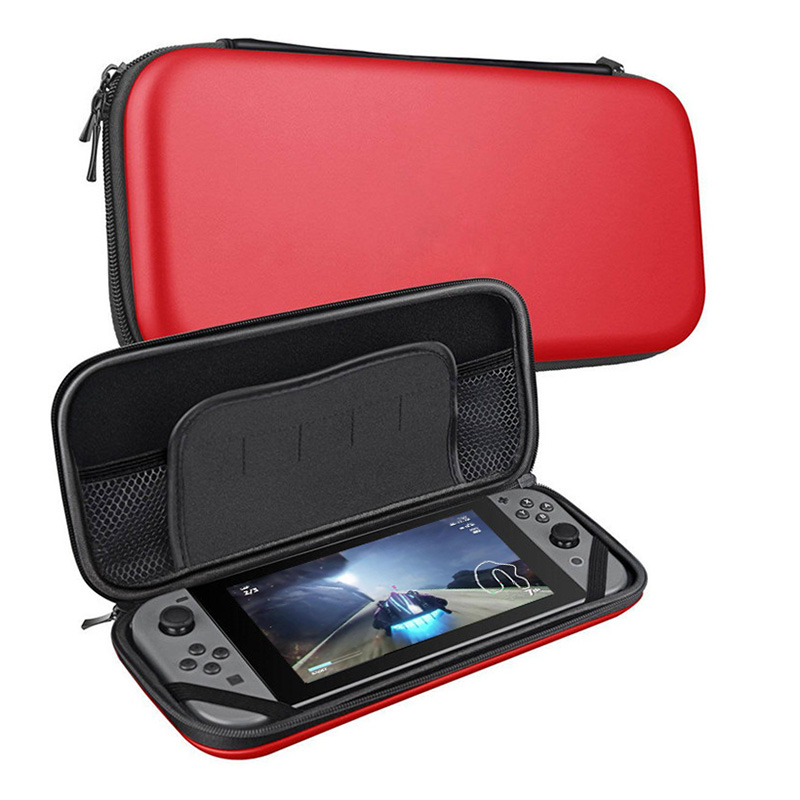 New Multifunction Case Hard Shell Travel Carrying Protect Storage Bag for Nintend Switch GDeals