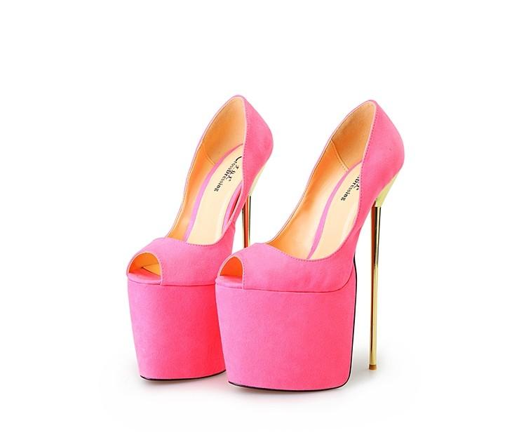 Style heels soles Pumps 10