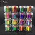1g Manchas Multichrome Nail Powder Polvos Camaleón Que Cambia de Color de Uñas Nail Glitters Shimmer Glitter Polvo