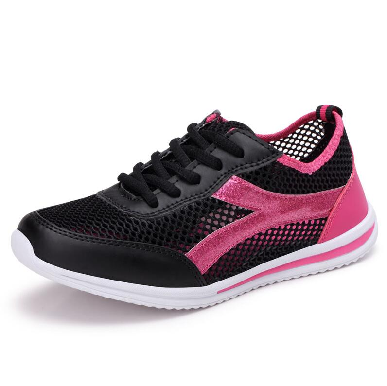 2b1255588b6f US $14.18 45% OFF|Comemore Autumn Nice Running Shoes For Women Lightweight  Mesh Sneakers Women Sport Shoes Luxury Black Walking Jogging Sneakers-in ...