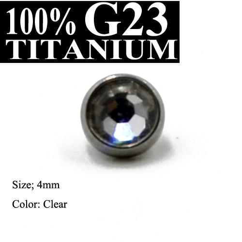 1pc G23 Titanium Micro...