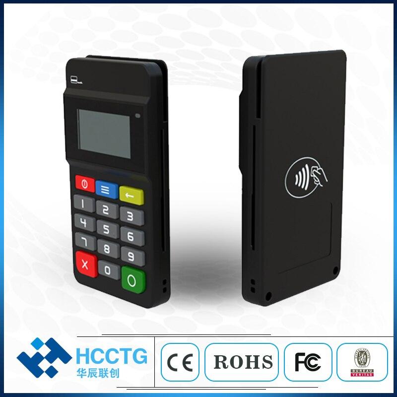 Lecteur de carte de crédit à puce de paiement Mobile Mpos Terminal Machine avec Pinpad HTY711 - 3