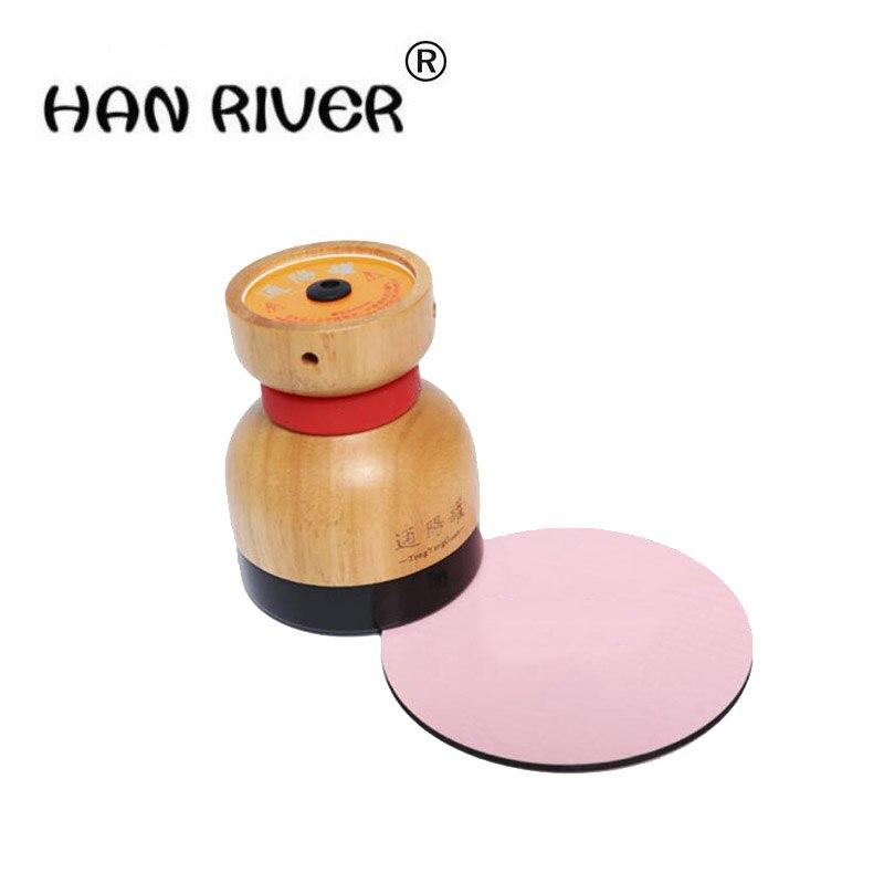 Pince à aiguille en pierre de massage électrique Yang peut mettre au chaud l'outil de moxibustion à la casse aidé par l'appareil de moxibustion du ménage