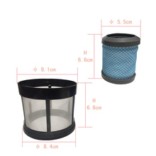 2xFilters For Vax Cordless SlimVac/VX50/VX51/VX52/VX53 For HOOVER BH52210 Number