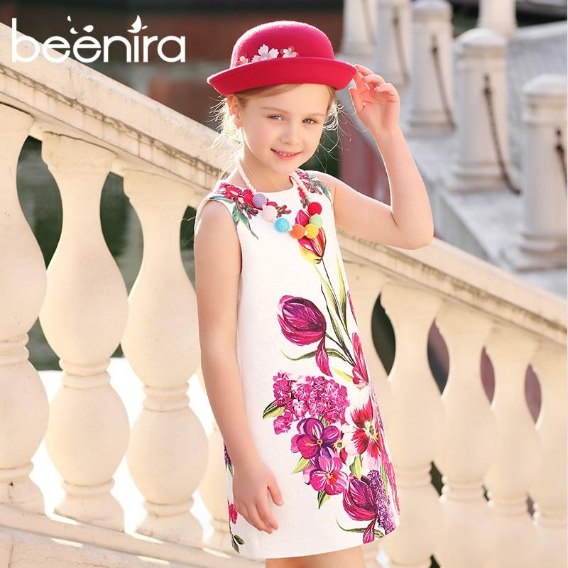 Платья для девочек Детская одежда 2018 - Детская одежда