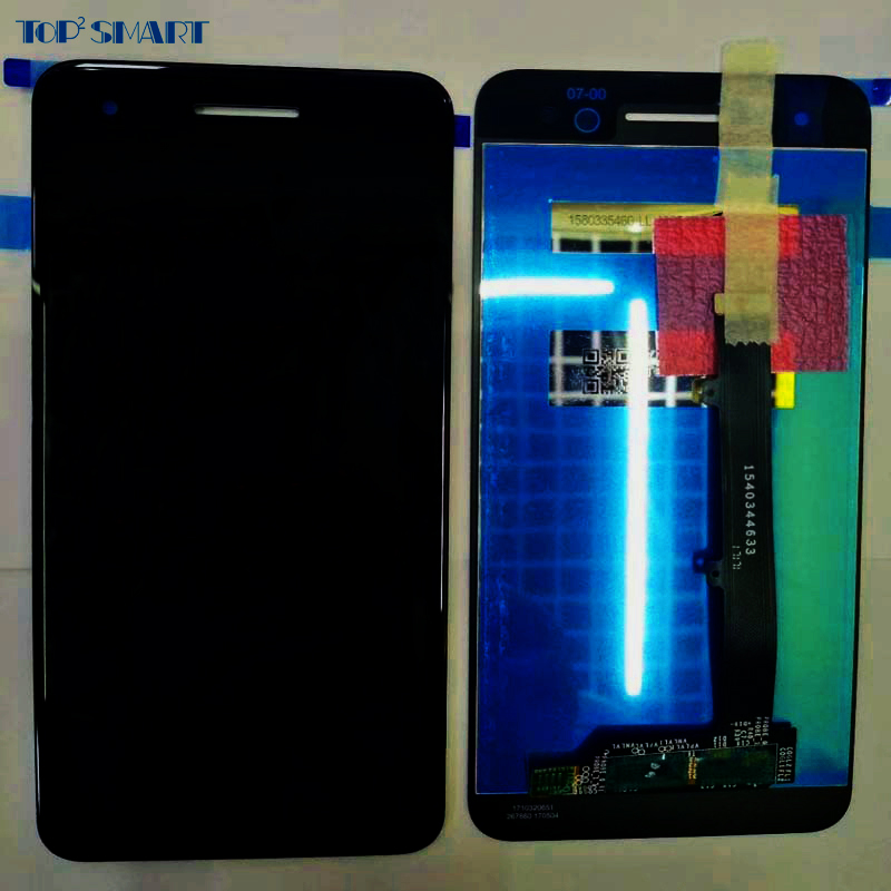 For ZTE V870 LCD Display Touch Screen Digitizer Assembly Mobile Phone Repair Replacement Parts For ZTE Phone Accessories