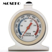 MOSEKO Hot Sale Kitchen Cooking  Meat Temperature Stand Up Dial Oven Thermometer Temperature Gauge Gage
