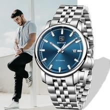 BENYAR Mens Mechanical Watches Top Brand Luxury Automatic Watch Men sport Military waterproof watch men relogio masculino 2019