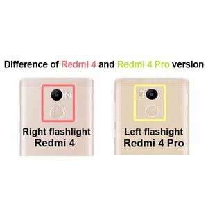 Image 2 - Casos felizes para xiaomi redmi 4 pro caso colorido para xiaomi redmi 4 pro prime (versão alta) impressão capa protetora de silicone